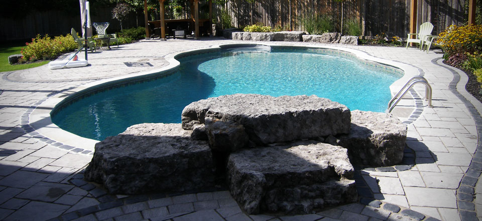 Inground pool company Oshawa